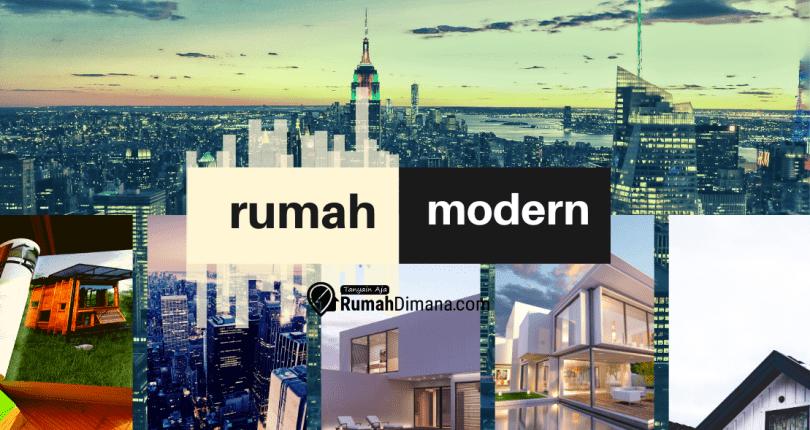 Ini Dia! Desain Rumah Modern Dengan Budget Minimalis