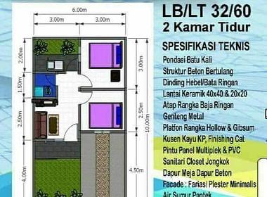 Rumah Dijual Bekasi Utara IMG-20180807-WA0029