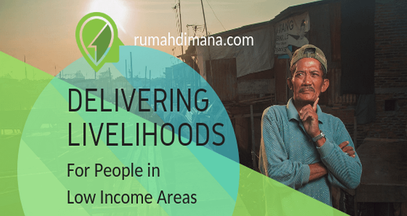 Delivering Livelihood Opportunities For People In Low Income Settlement Area