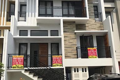 rumah dijual di meruya residence
