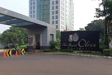 apartemen the royal olive residence
