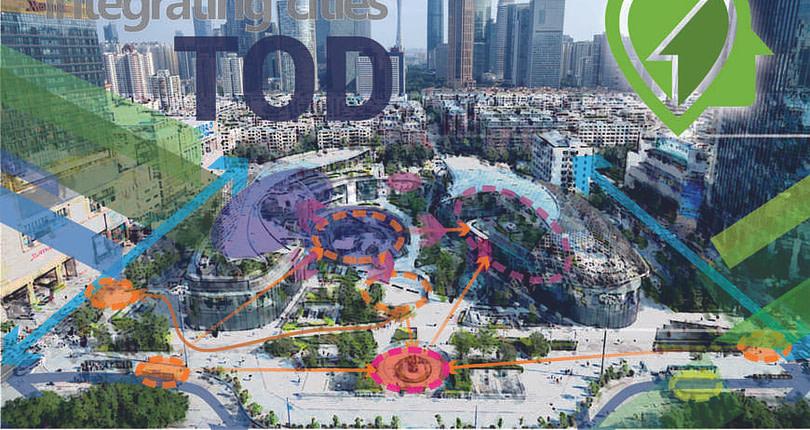 TOD (Transit Oriented Development). Apa baiknya buat Kota Kita?