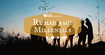 rumah millennials
