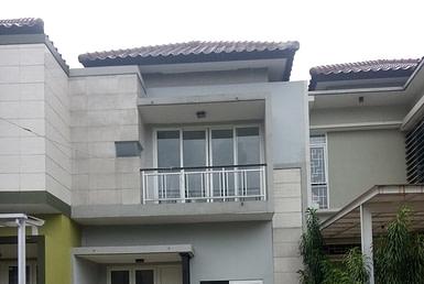 Jual rumah murah di Bandung