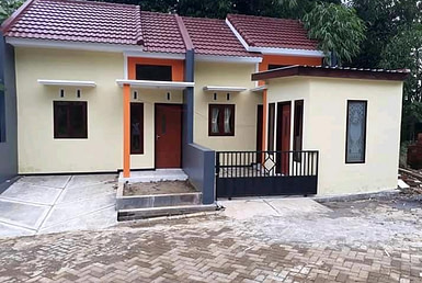 rumah syariah di malang