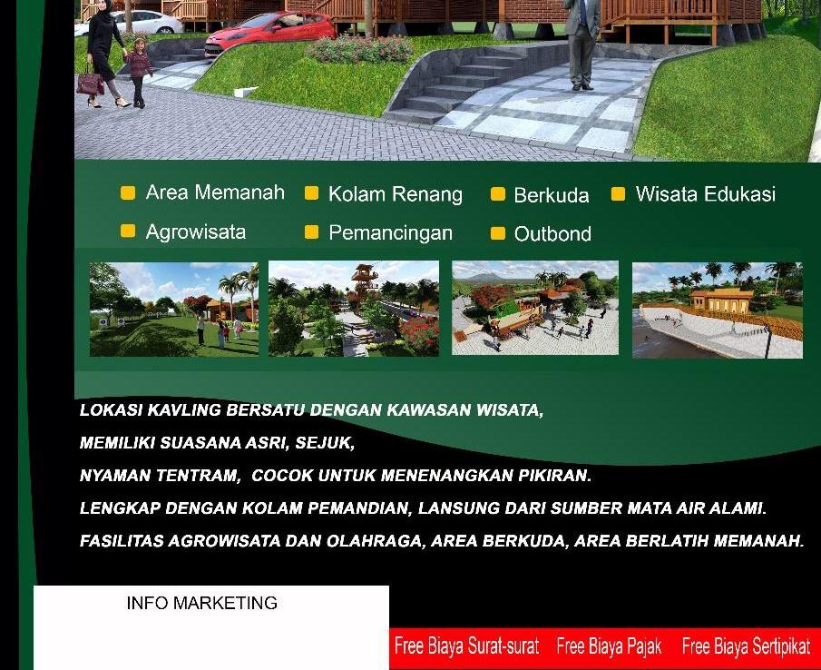 Jual Kavling Tanah di Bogor Murah
