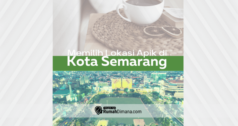 Lokasi Strategis Rumah Semarang Kota dengan Akses Mudah
